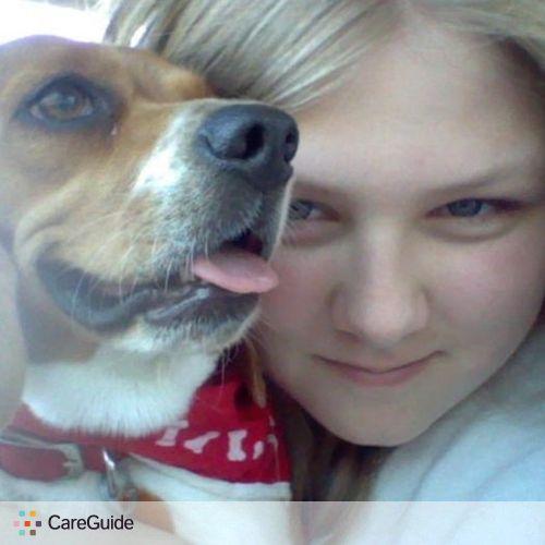 Pet Care Provider Amber C's Profile Picture