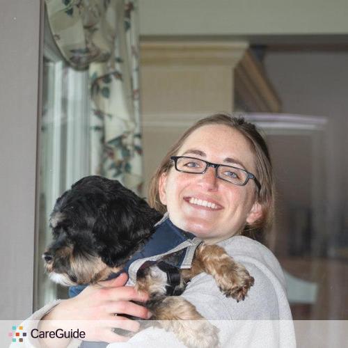 Pet Care Provider Katie Roenigk's Profile Picture