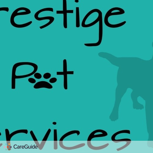 Pet Care Provider Prestige Pet Services 's Profile Picture