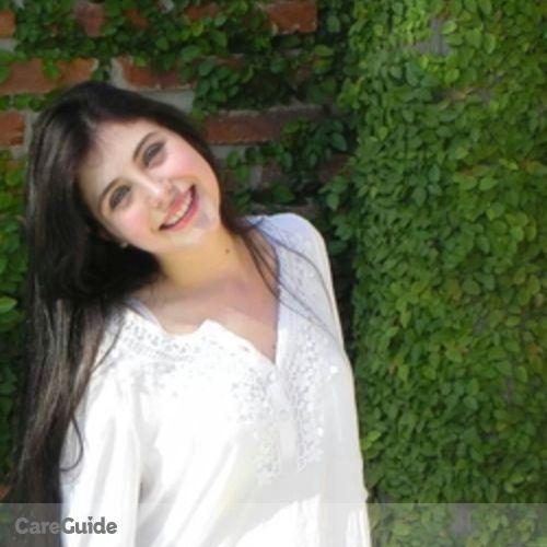Canadian Nanny Provider Daniela Bragagnolo's Profile Picture