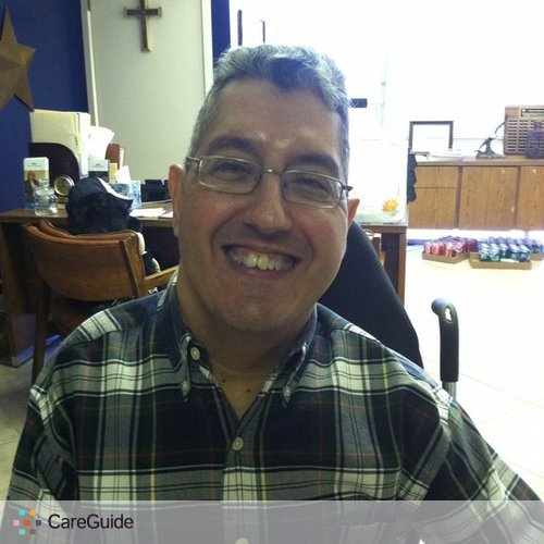 Elder Care Job Saul H's Profile Picture