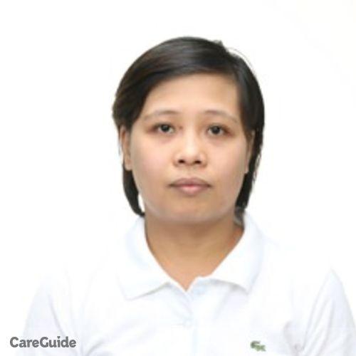 Canadian Nanny Provider Vanessa Pascua's Profile Picture