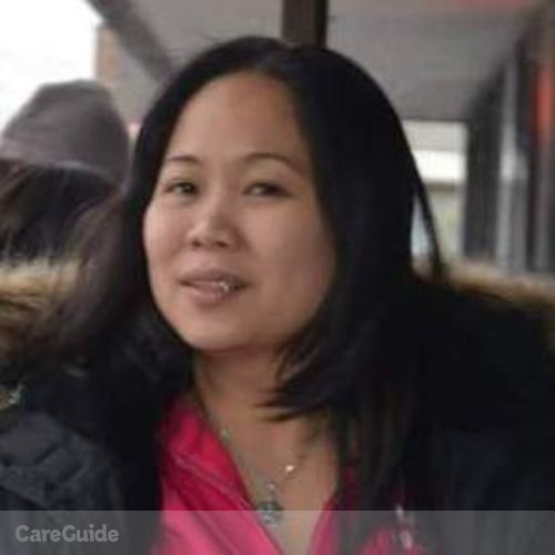 Canadian Nanny Provider Jhoanna Marcelina Cuaresma's Profile Picture