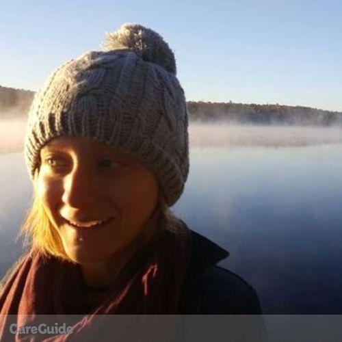 Canadian Nanny Provider Anca Puscasu's Profile Picture