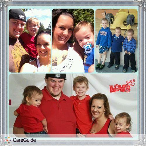 Child Care Provider Alana Gross's Profile Picture