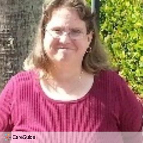 Pet Care Provider Melanie L's Profile Picture