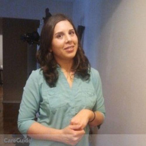 Canadian Nanny Provider Gladys Calderon's Profile Picture