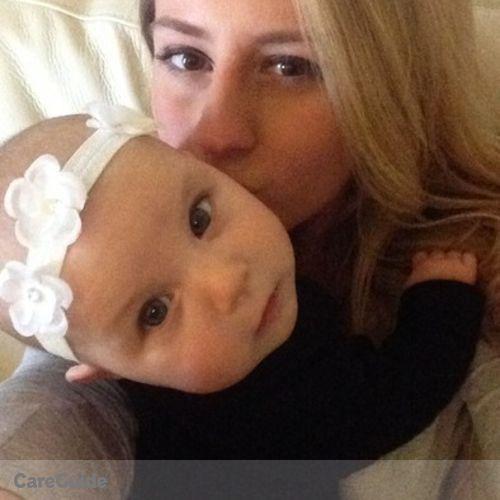Canadian Nanny Provider Claire Edwards's Profile Picture