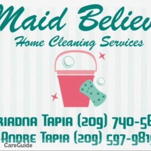Housekeeper Provider Maid Believe's Profile Picture