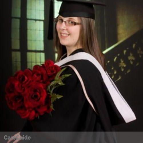 Canadian Nanny Provider Ginelle P's Profile Picture