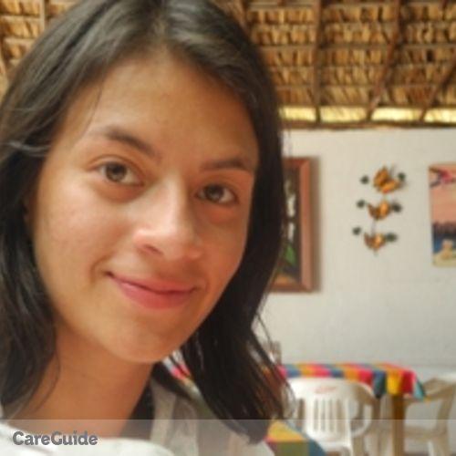 Canadian Nanny Provider Nazly Tovar's Profile Picture