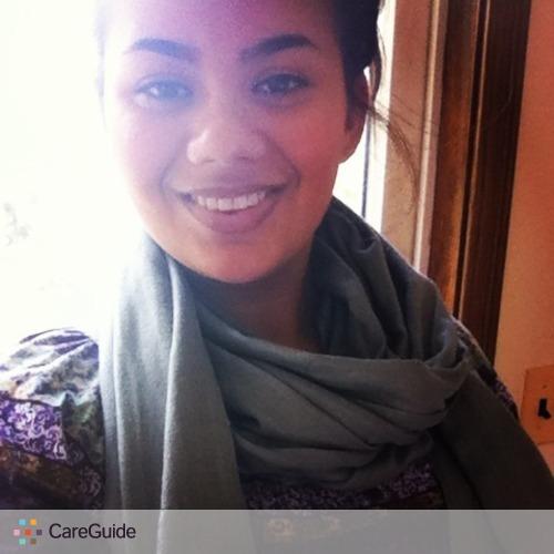 Child Care Provider Yasmine Nabi's Profile Picture