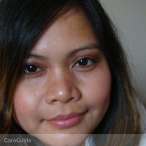 Canadian Nanny Provider Gina Guiyab's Profile Picture