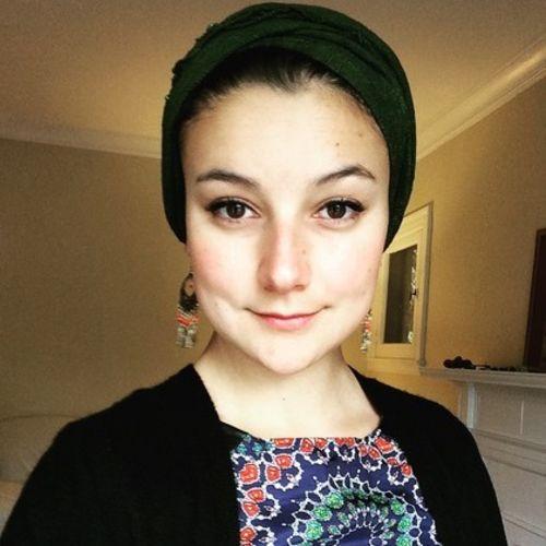 Canadian Nanny Provider Rebecca Briones's Profile Picture