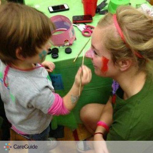 Child Care Provider Molly Elizabeth's Profile Picture
