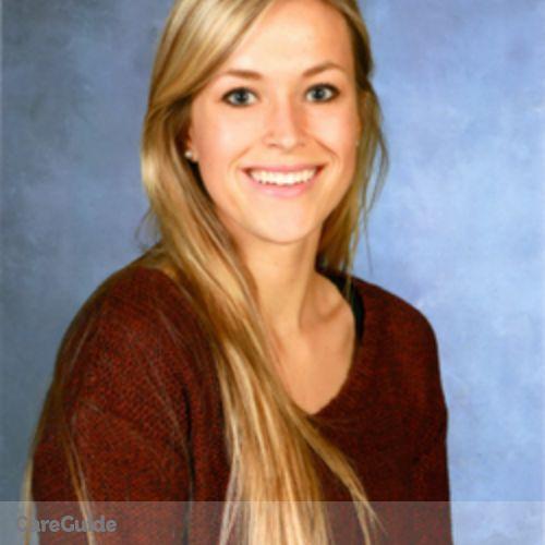 Canadian Nanny Provider Lena Malone's Profile Picture