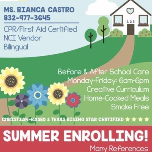 Child Care Provider Bianca Castro Gallery Image 3