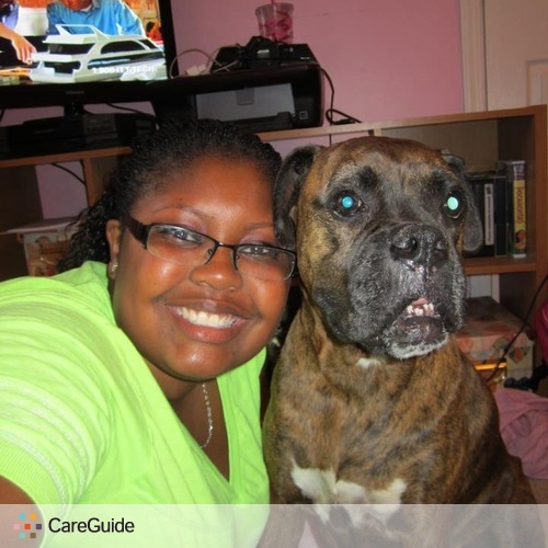 Pet Care Provider Teliah Johnson's Profile Picture