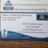 Hi I am Dave and own Dave's Cleaning services and all was looking to take more work on and been in business for 5 years .