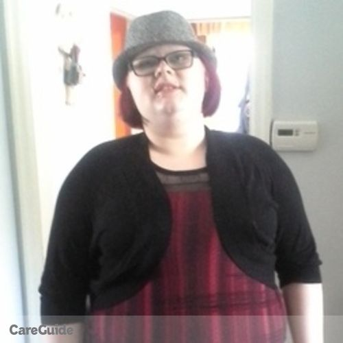 Canadian Nanny Provider Elyssa Kidder's Profile Picture
