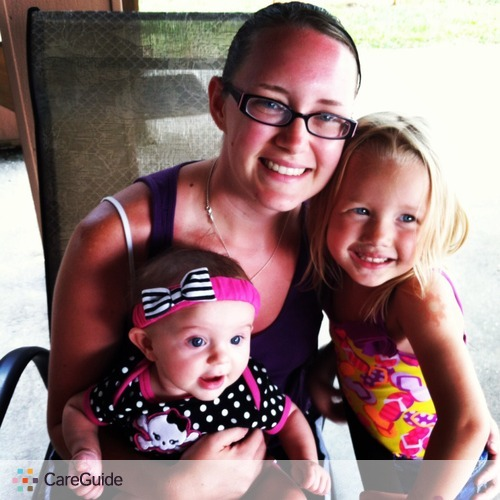 Child Care Provider Jessica Ritenour's Profile Picture