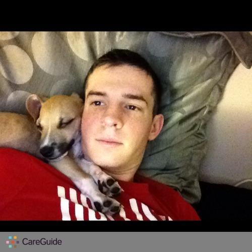 Pet Care Provider Travis J's Profile Picture