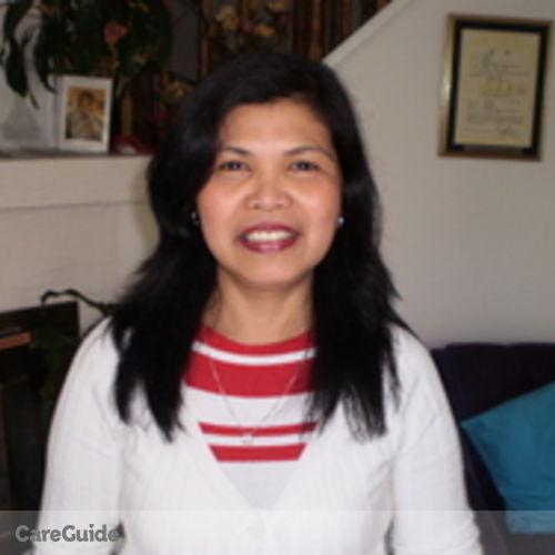 Canadian Nanny Provider Sylvia T's Profile Picture