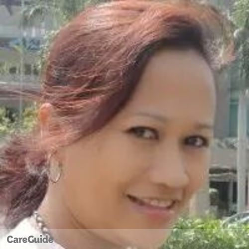 Canadian Nanny Provider Rosanne Crespillo's Profile Picture