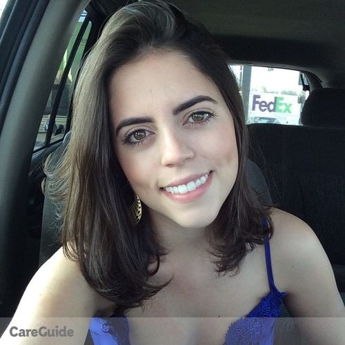 Housekeeper Provider Camila Carneiro's Profile Picture