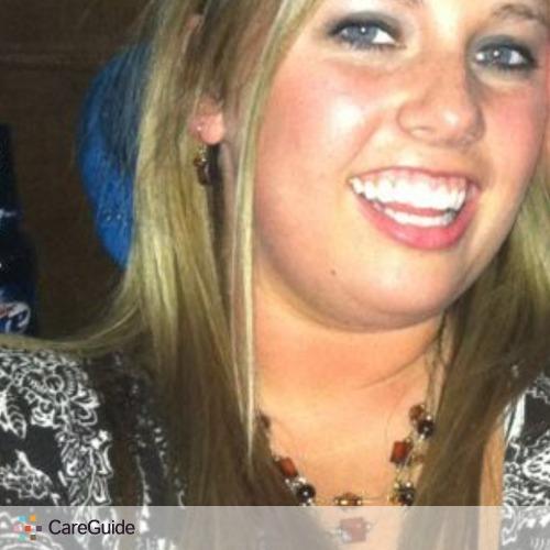 Child Care Provider Adrienne P's Profile Picture