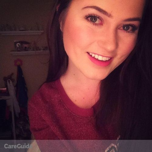 Canadian Nanny Provider Jillian T's Profile Picture