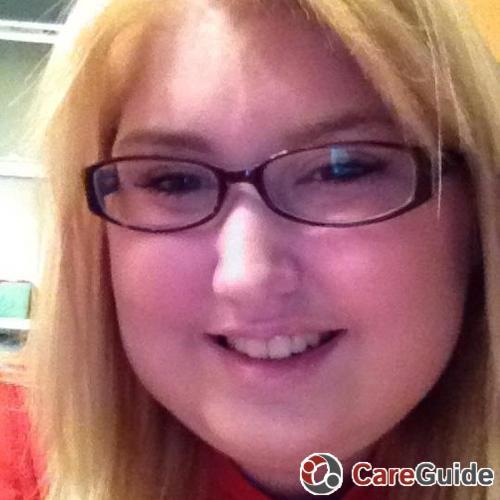 Pet Care Provider Danielle  Sargent's Profile Picture