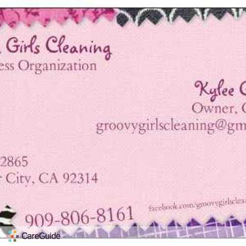 Housekeeper Provider Kylee Graham's Profile Picture