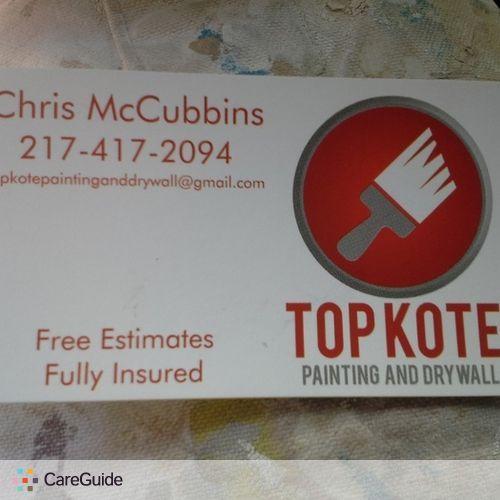 Painter Provider Christopher McCubbins's Profile Picture