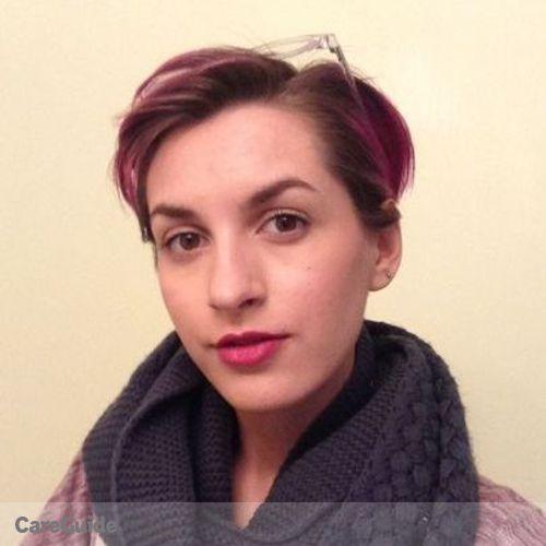 Canadian Nanny Provider Lex B's Profile Picture