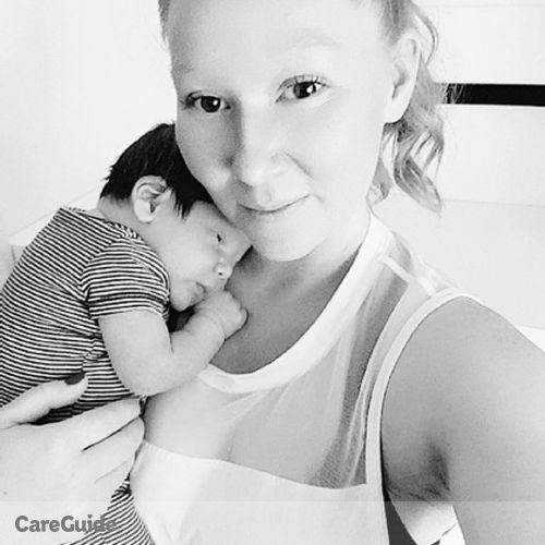 Canadian Nanny Provider Kaylie Gordon's Profile Picture