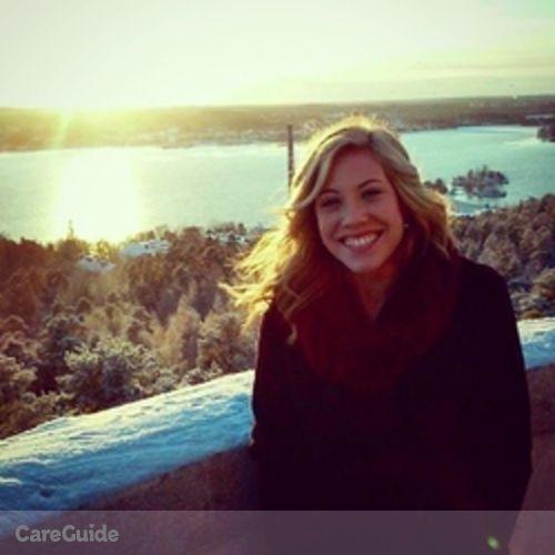 Canadian Nanny Provider Danielle R's Profile Picture