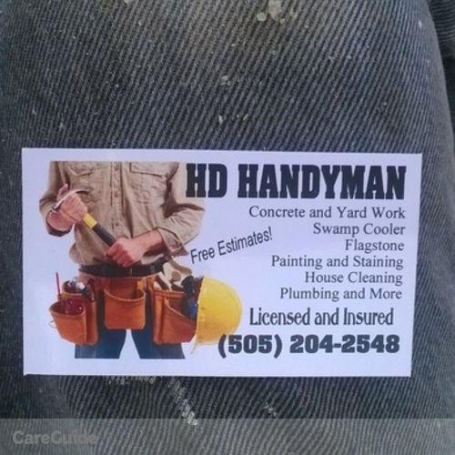 Handyman Provider Hector David De Los Santos's Profile Picture