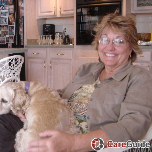 Pet Care Provider Marion Hecker's Profile Picture