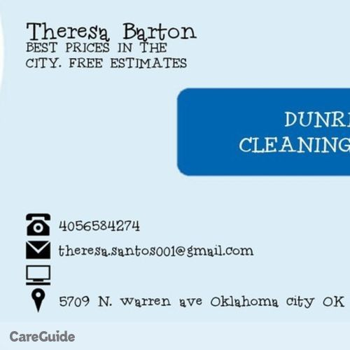 Housekeeper Provider Theresa Barton's Profile Picture
