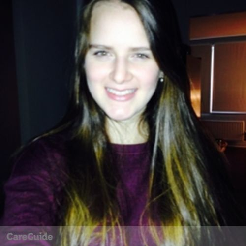 Canadian Nanny Provider Maggie Stackpole's Profile Picture