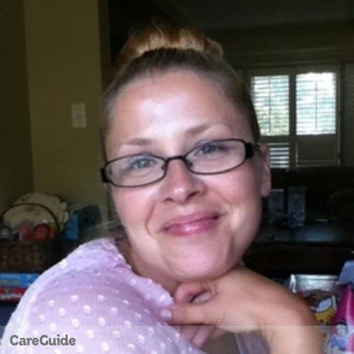 Canadian Nanny Provider Jenny Bradley's Profile Picture