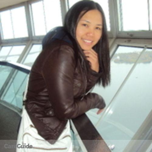 Canadian Nanny Provider Majean Daguplo's Profile Picture