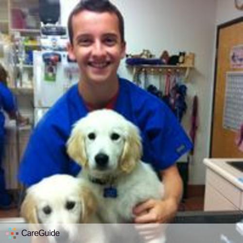 Pet Care Provider Seth Cohen's Profile Picture