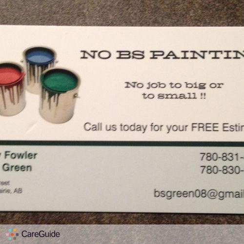 Painter Provider Sandy Fowler's Profile Picture