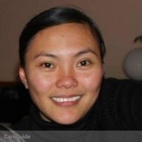 Canadian Nanny Provider Lizel Alfiscar's Profile Picture