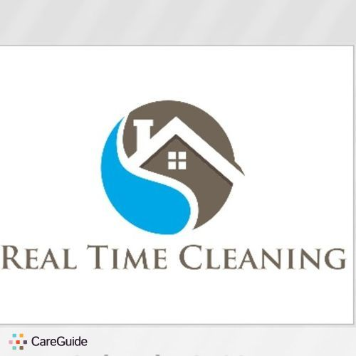 Housekeeper Provider Real Time Cleaning's Profile Picture