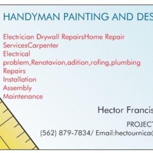 Handyman Provider Hector Rueda's Profile Picture