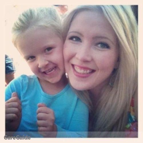 Canadian Nanny Provider Kristin Baldwin's Profile Picture
