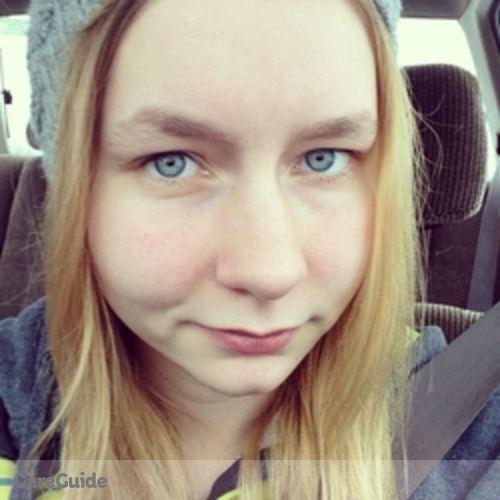 Canadian Nanny Provider Tiffanie Mccrimmon's Profile Picture
